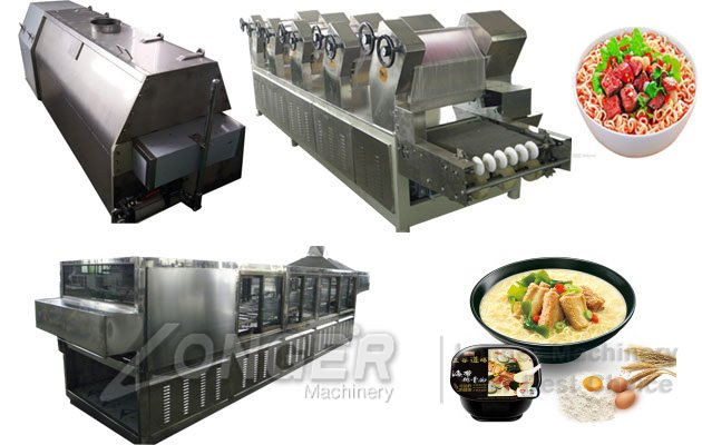 Non Fried Instant Noodles Machine|Baked Instant Noodle Production Line