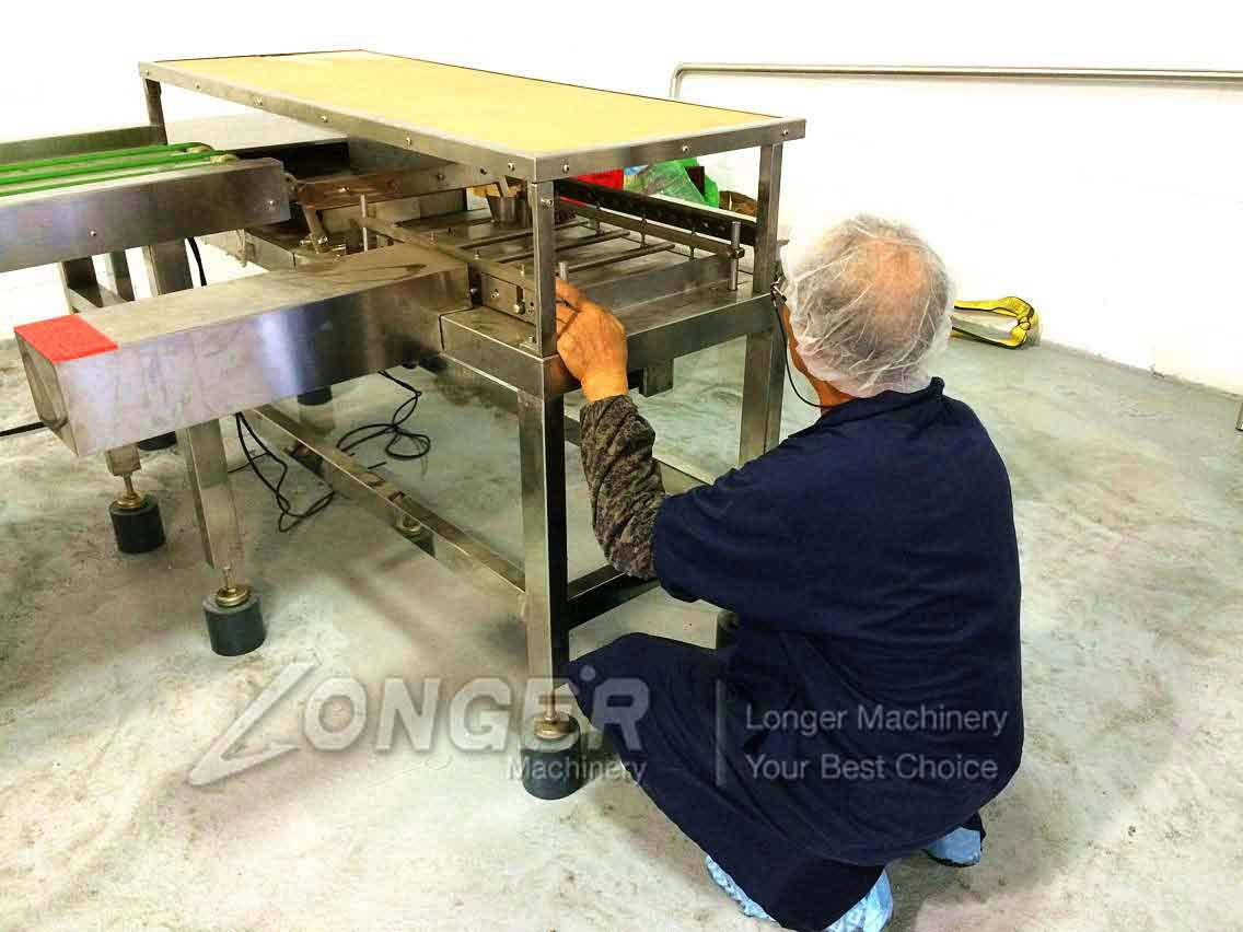 Wafer Making Line Installation