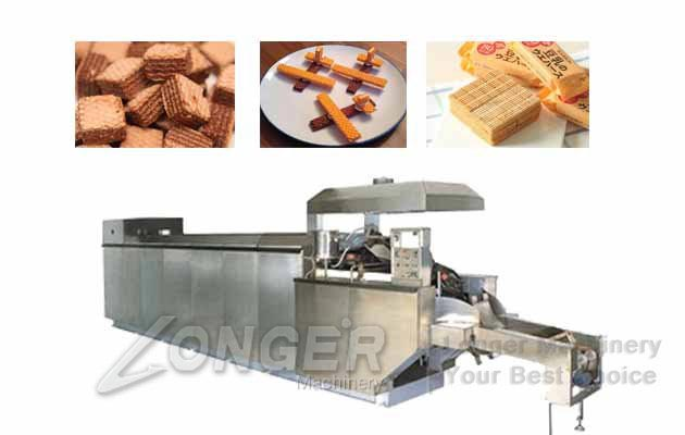 LGHG-63 Wafer Biscuit Processing Line