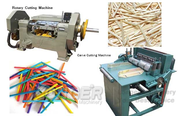 Matchstick Manufacturing Machine