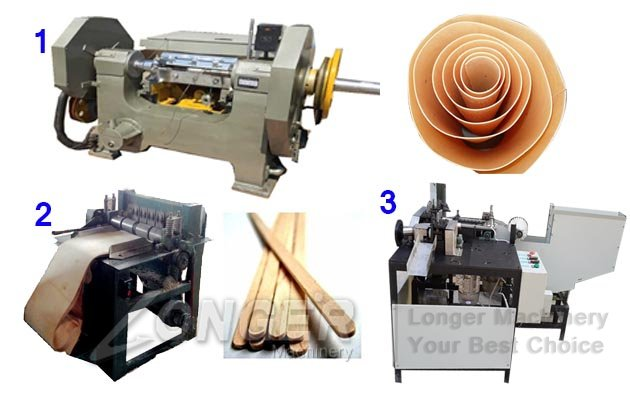 Muti-purpose Coffee Stirrer Making Machine