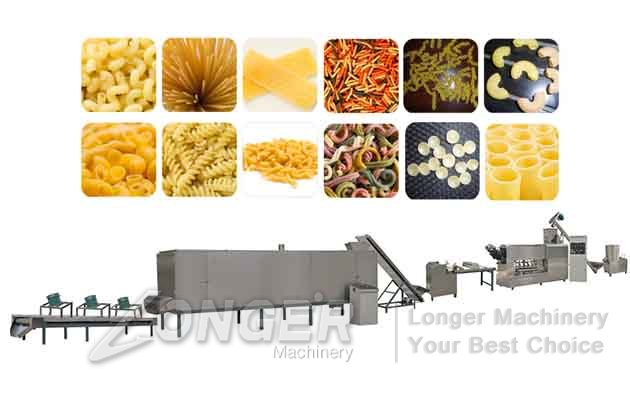Macaroni Pasta Production Line|Macaro