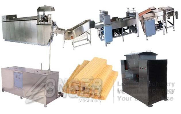 LGHG-51 Wafer Biscuit Production Line