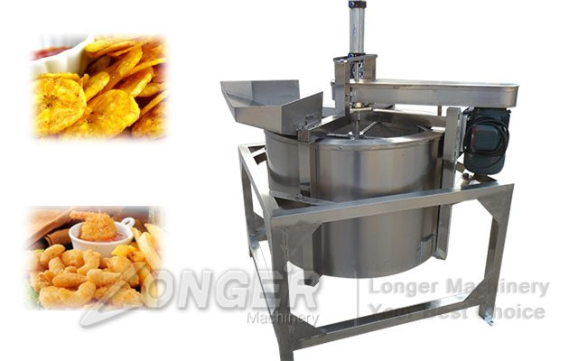 Fried Food Deoiling Machine|Oil Removing Machine For Chips Snacks