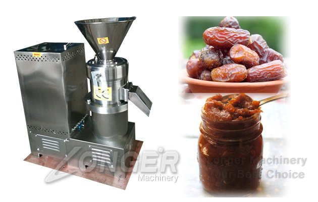 Multi-purpose Dates Paste Grinder Mac