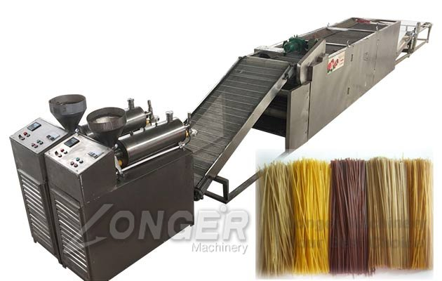 Multi-functional Potato Starch Noodles Making Machine