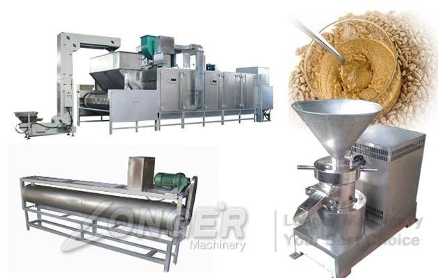 Sunflower Seed Paste Making Machine|S