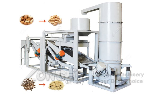Sunflower Seeds Dehulling Machine|Hemp Seeds Shell Removal Machine