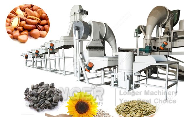 Buckwheat Seed Shelling Machine|Pine Nuts Peeling Machine