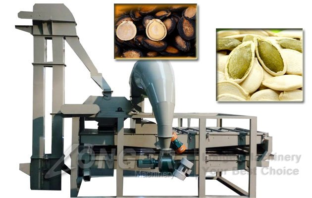 Pumpkin Seeds Peeling Machine|Melon Seed Dehuller Machine