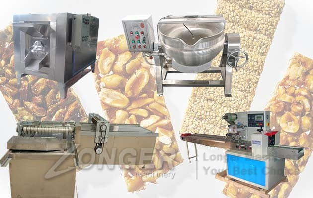 Peanut Chikki Making Machine|Groundnut Kadalai Mittai Plant