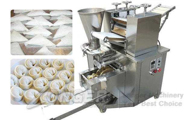 Automatic Samosa Making Machine|Curry Puff Forming Equipment