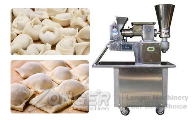 Automatic Chinese Dumplings Making Machine|Samosa Wonton Manufacturing Machine
