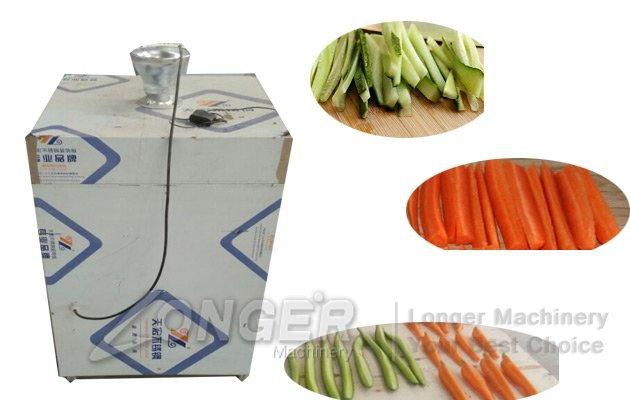 Vegetables Cut Flap Machine|Carrot And Cucumber Wedge Cutter Machine