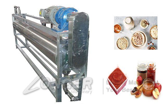 Sesame Butter Cooling Machine|Peanut