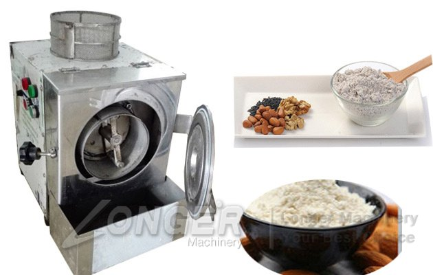 Small Stainless Steel Grinder|Mill Machine For Oily Material