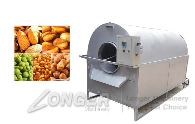 Badam And Peanut Dryer and Roaster Ma