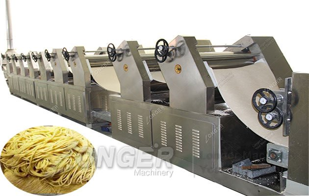 Chowmein Noodle Machine|Manual Noodle Production Line