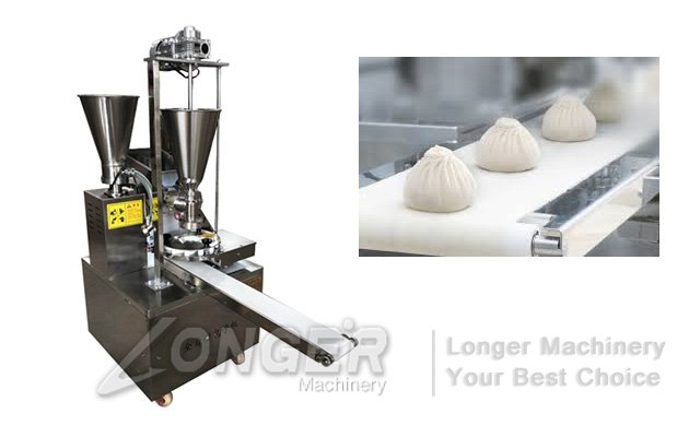 Automatic Buns Making Machine|Commercial Buns Making Machine