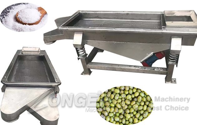 Powder Linear Vibrating Screen Product On Sale|Seed Separation Machine
