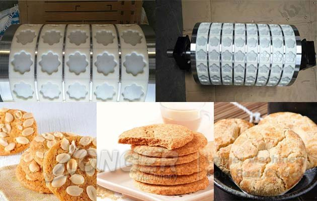 Automatic Crispy Biscuits Production