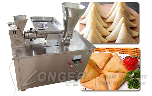 Automatic Samosa Making Machine|Curry