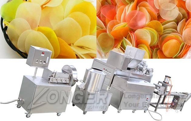 Automatic Prawn Crackers Machine|Shri