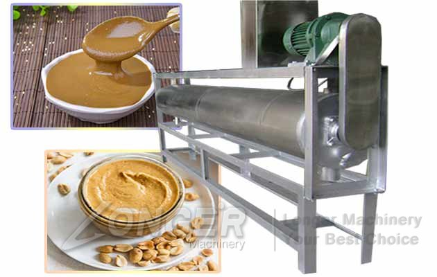 Peanut Almond Butter Cooling Machine|