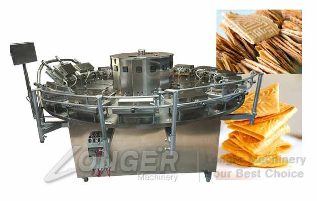 Kuih Kapit Biscuit Making Machine|Kapit Cake Baking Machine Price
