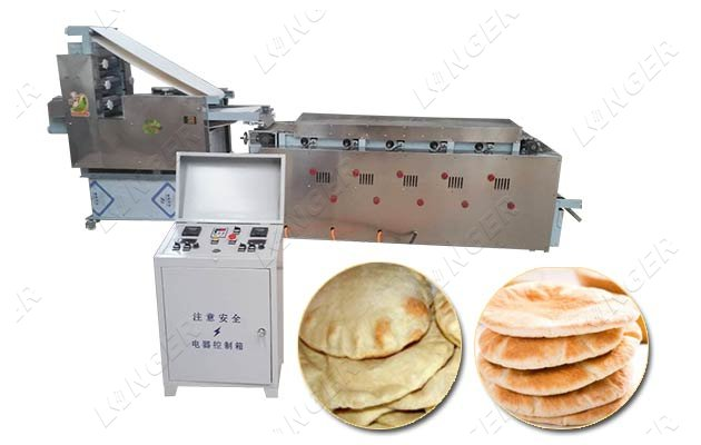 Commercial Pita Bread Making Machine|Kuboos Making Machine Price