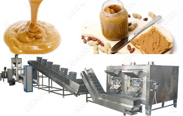 Automatic Peanut Groundnut Butter Pro