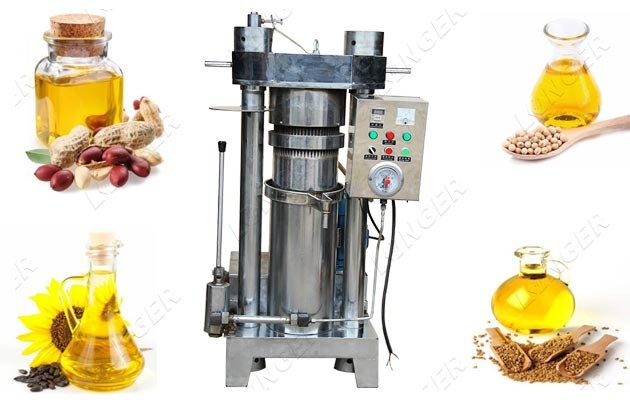Hydraulic Oil Press Machine|Sesame Al