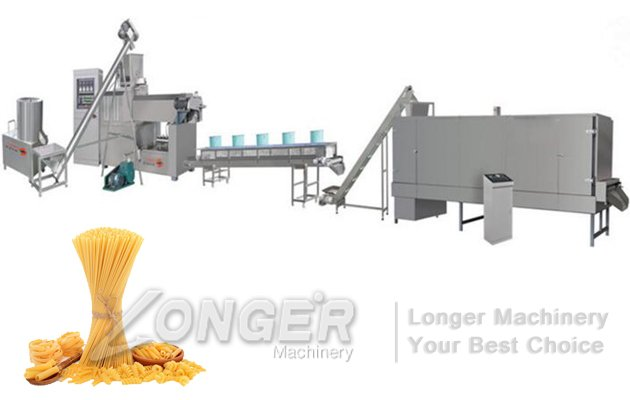 macaroni manufacturing machines