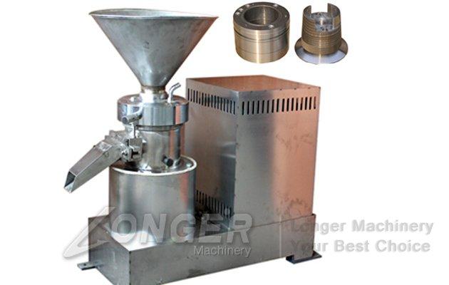 peanut grinding machine peanut butter production line
