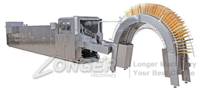 wafer biscuit manufacturing process