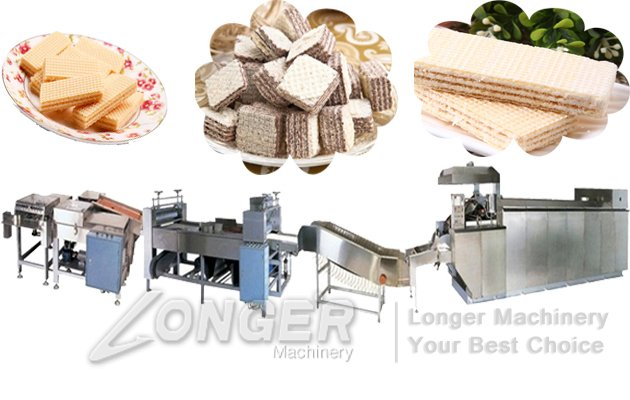 Biscuit Wafer Machinery