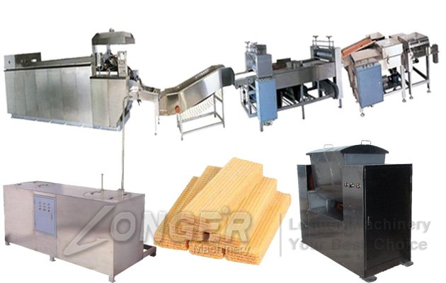 Wafer Cake Production Line LGHG-51