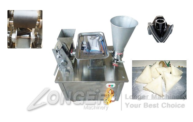 curry puff forming machine
