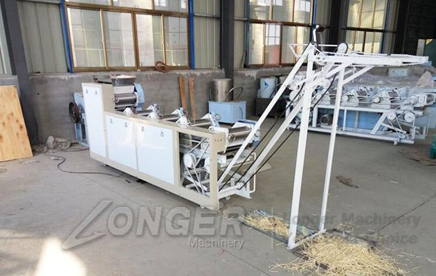 dry noodles machine