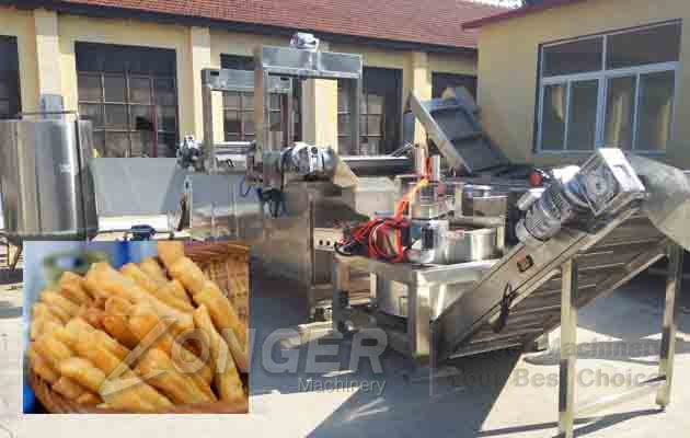 cakoi fryer machine