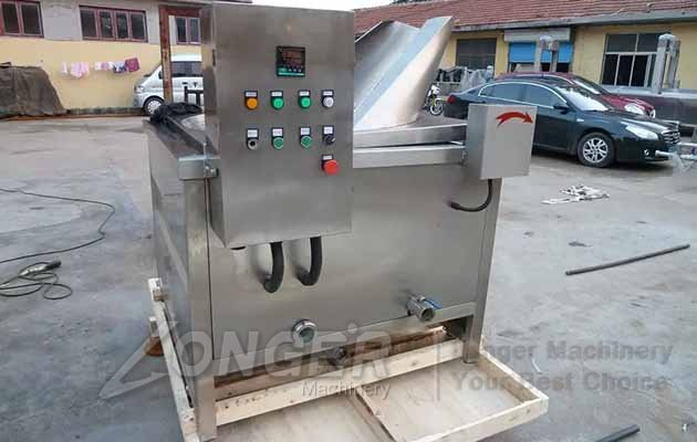 chinchin frying machine