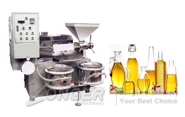 sesame peanut coconut oil making machine
