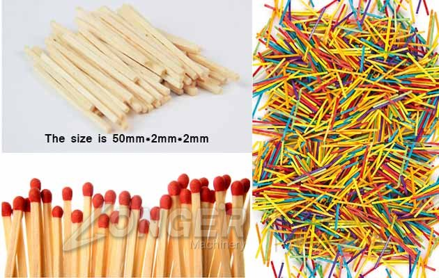 matchstick machine