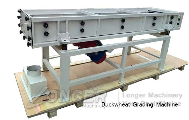 buckwheat grading machine