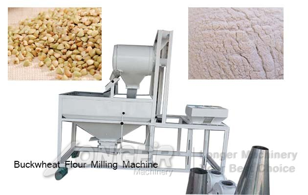 buckwheat flour milling machine