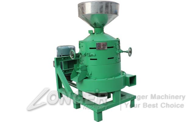 rice peeling machine