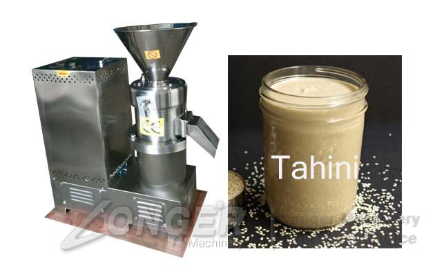 tahini grinder machine