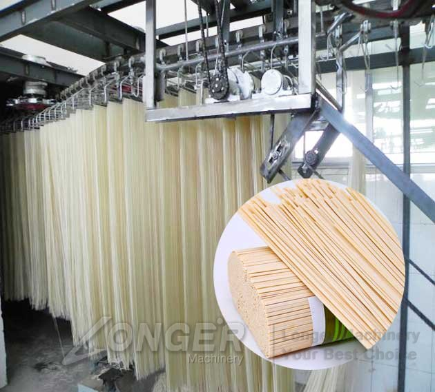 stick noodles machine