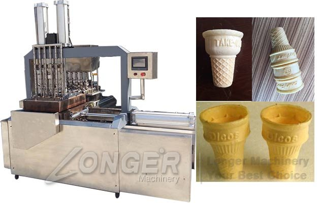 ice cream cones maker machine