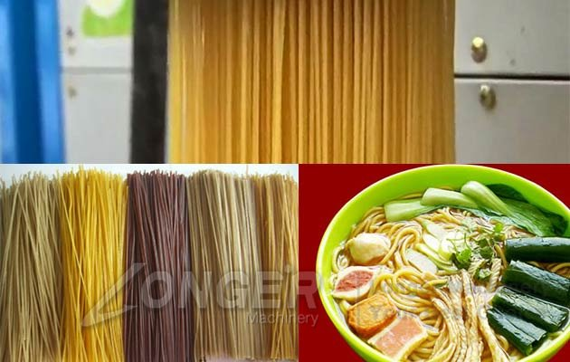commercial noodles making machine